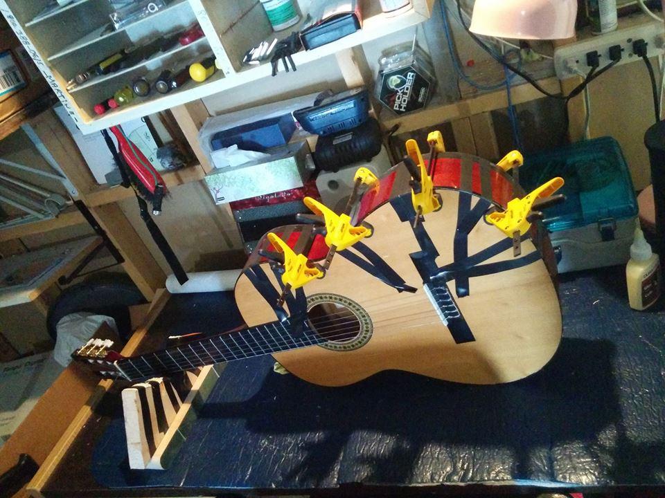 Réparation de tout les instruments de musique