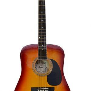 guitare acoustique pour débutant